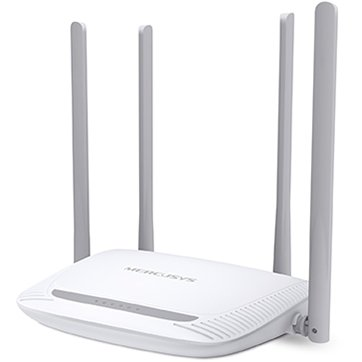 Mercusys 300Mbps Enhanced Wireless N Router, 4x10/