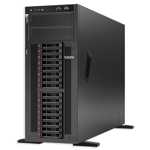 Server Lenovo ThinkSystem ST550; 7X10A017EA
