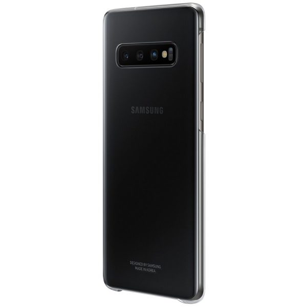 Samsung S10 Clear Cover Transparent