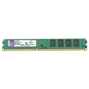 Memorija DDR III Kingston 4GB 1600MHz; single rank