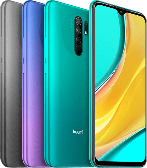 Mobitel  Redmi 9 4+64 Purple